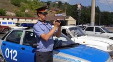 В Москве со службы уволился взвод ДПС