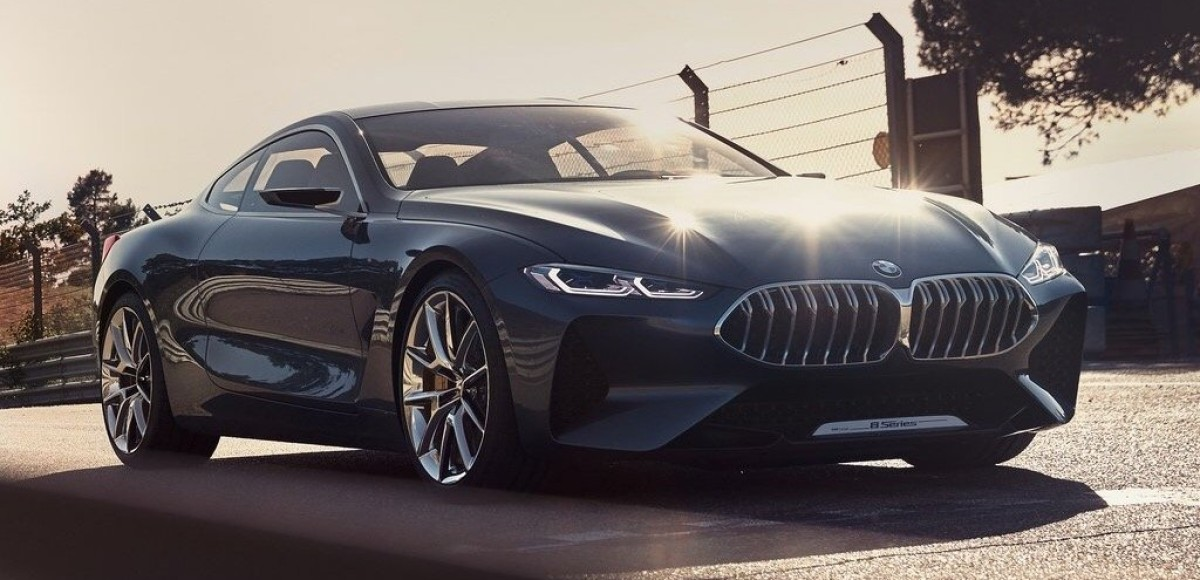 BMW 8-series. Из загашников