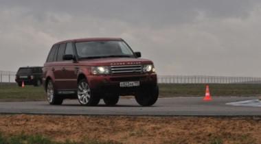 У телерадиоведущей Ольги Шелест угнали Land Rover