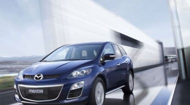 Mazda представит во Франкфурте обновленную CX-7
