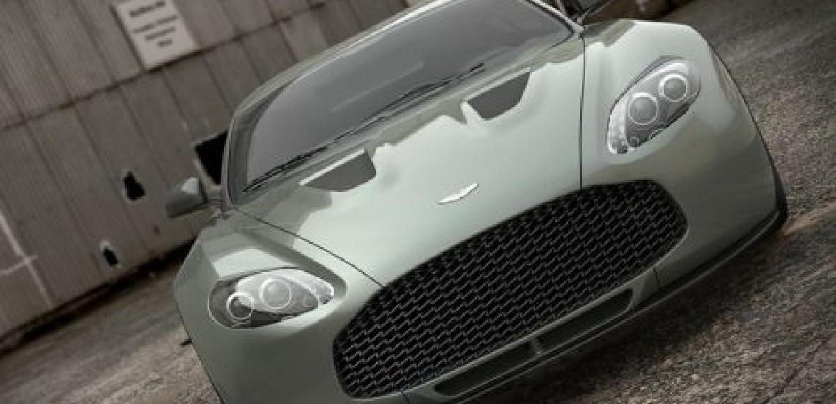 Aston Martin готовит презентацию серийной версии модели V12 Zagato