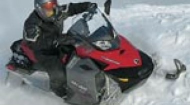 Cнегоходы Ski-doo. Большая перемена