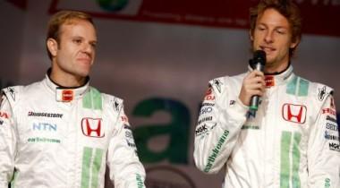 Интервью с пилотом команды Honda —  Дженсоном Баттоном