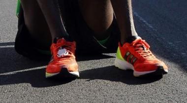 Кроссовки с подошвой Continental помогли установить новый мировой рекорд