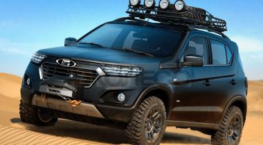 Прощай, «Шнива»: АвтоВАЗ вернул себе права на бренд «Niva»