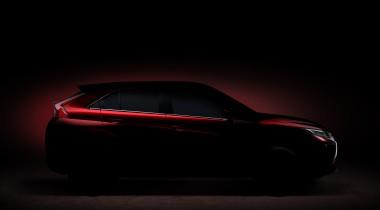 Новый Mitsubishi будет представлен в Женеве.