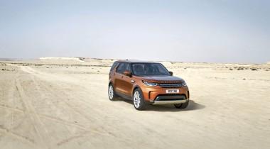 Land Rover Discovery. Клуб путешественников