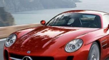 Mercedes готовит наследника 300 SL Gullwing («Крыло чайки»)