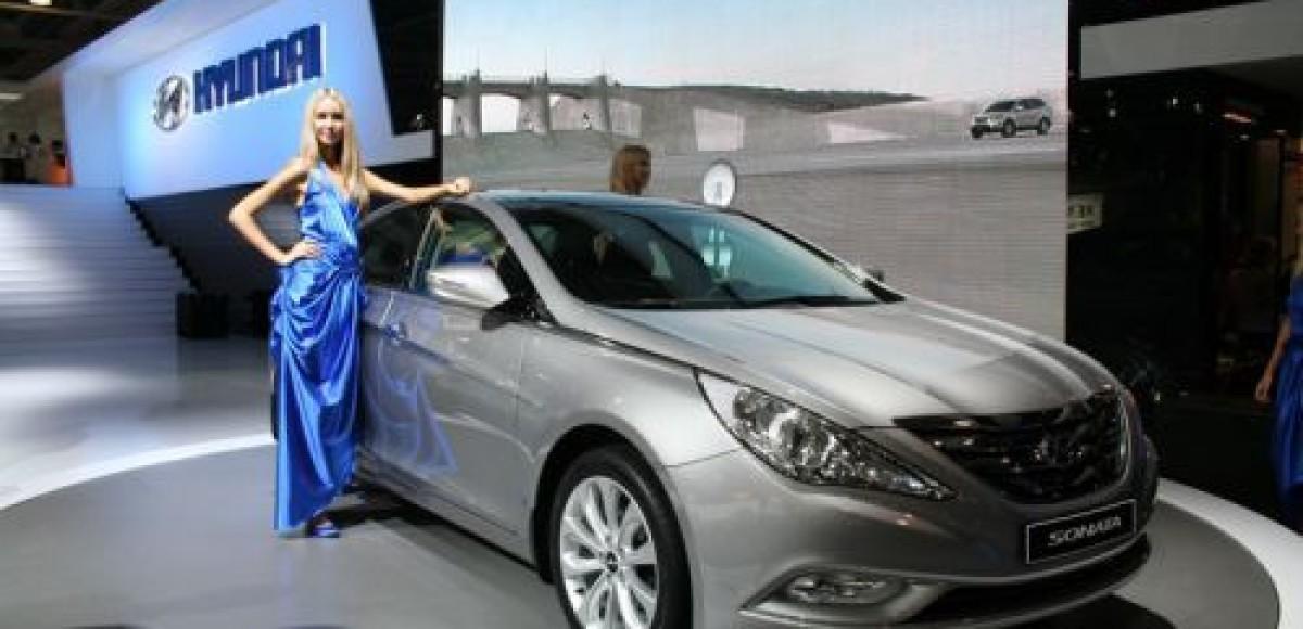 Hyundai Motor представляет Sonata нового поколения