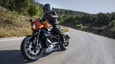Harley-Davidson LiveWire — известно все!