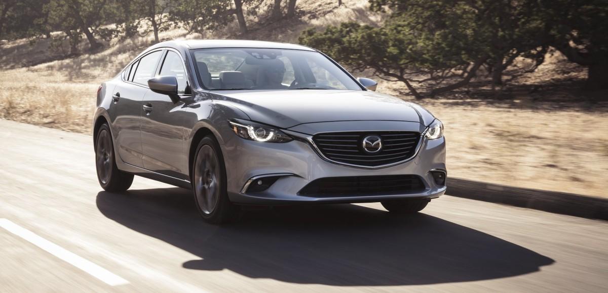 Обновленная Mazda6: известна цена для России