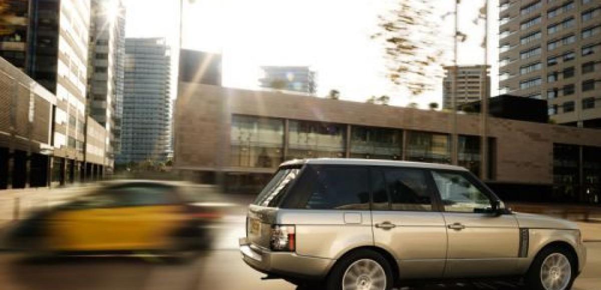 В Москве состоялась российская премьера обновленного Range Rover