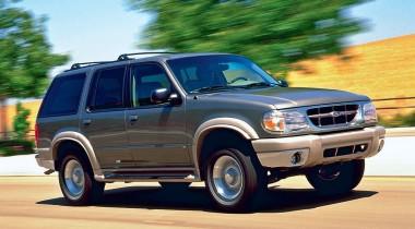 Исследователь: история Ford Explorer