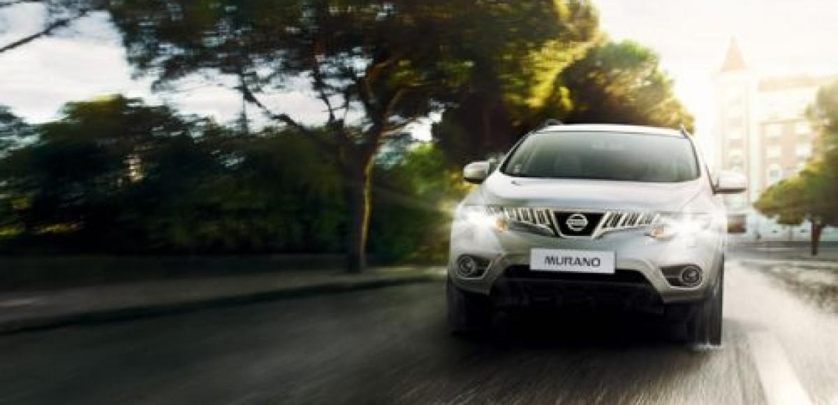 «АвтоСпецЦентр» принимает заказы на новый Nissan Murano