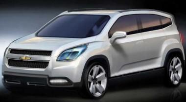 General Motors проведет премьеру Chevrolet Orlando в Париже