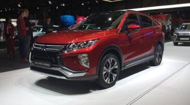 Mitsubishi Eclipse Cross: мировая премьера нового компактного SUV