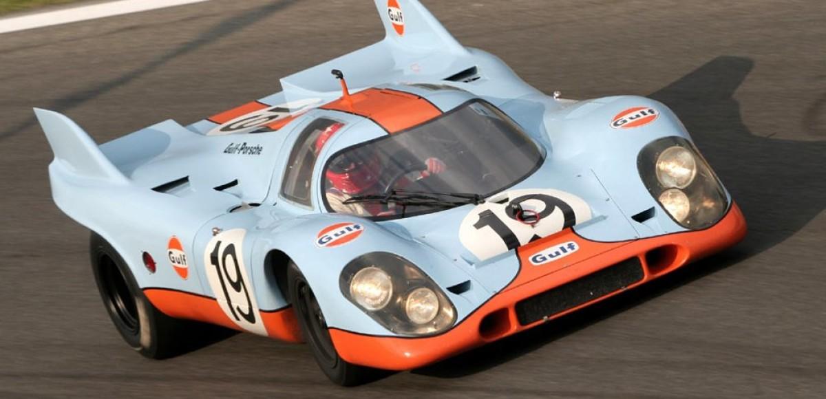 Porsche 917. Рожденный летать