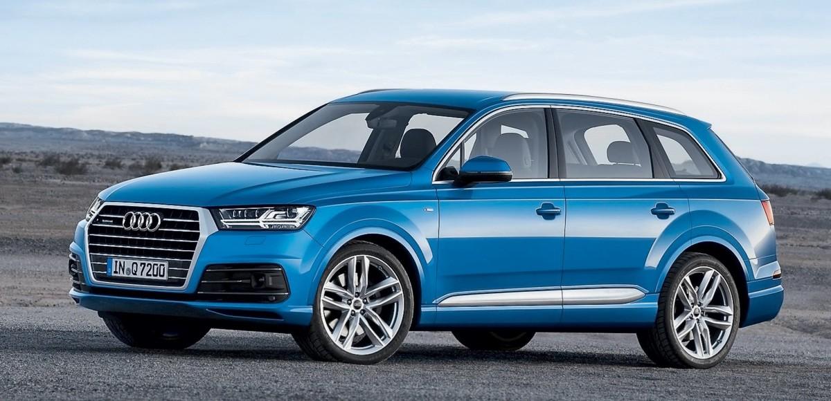 Audi Q7. Меньше и лучше