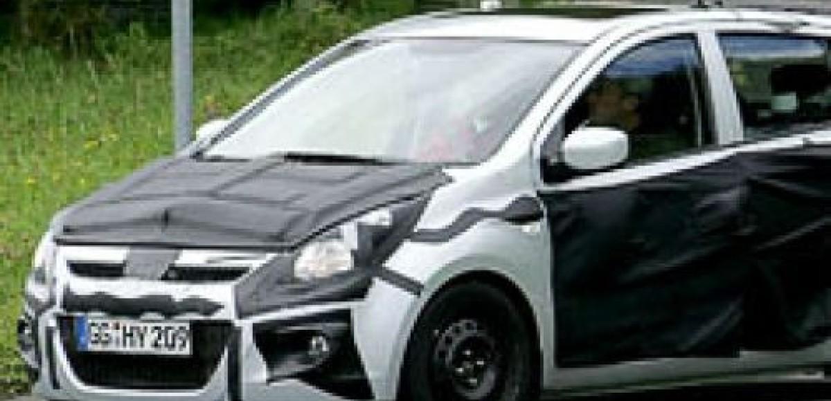 Новый Hyundai Getz. Скоро в продаже