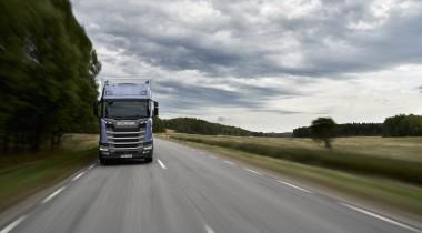 Scania S500: победитель 1000 Point Test