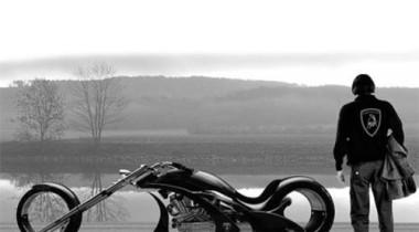 Lamborbiker. Мотоцикл от Lamborghini
