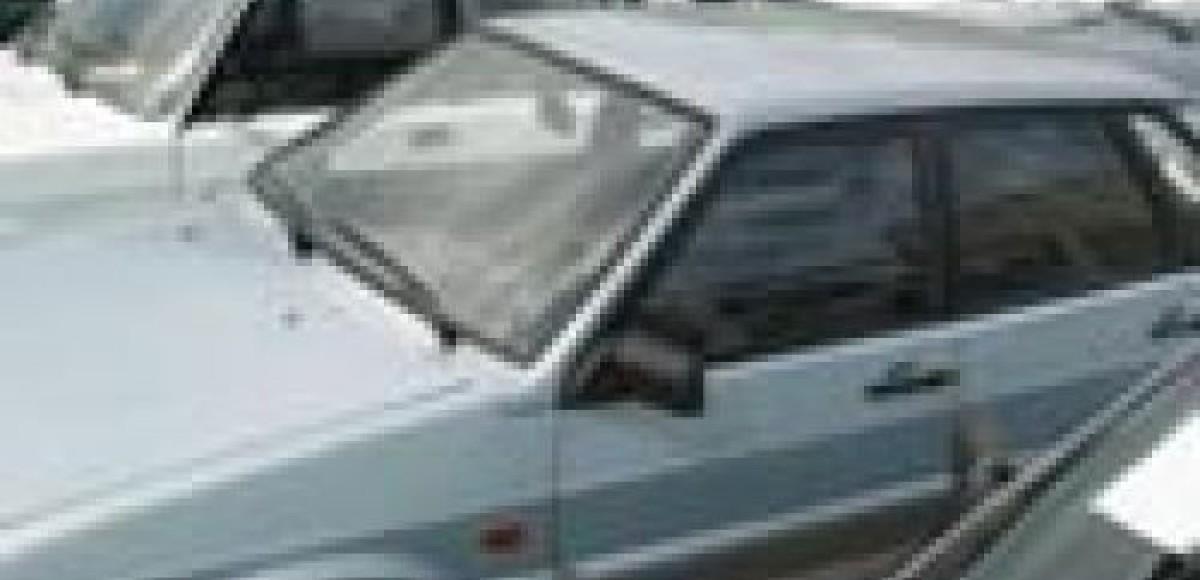 Московские автоугонщики выбирают ВАЗ