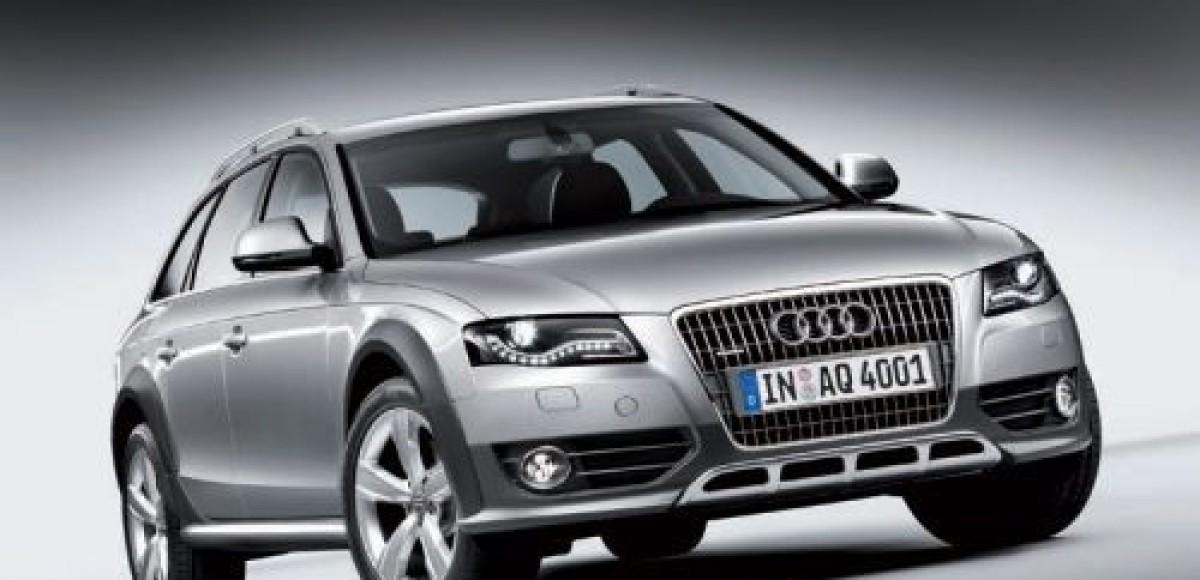 Audi на Женевском автосалоне 2009. Спортивные инновации