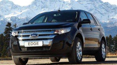 Ford Edge – самый качественный среднеразмерный кроссовер по оценке J.D. Power and Associates
