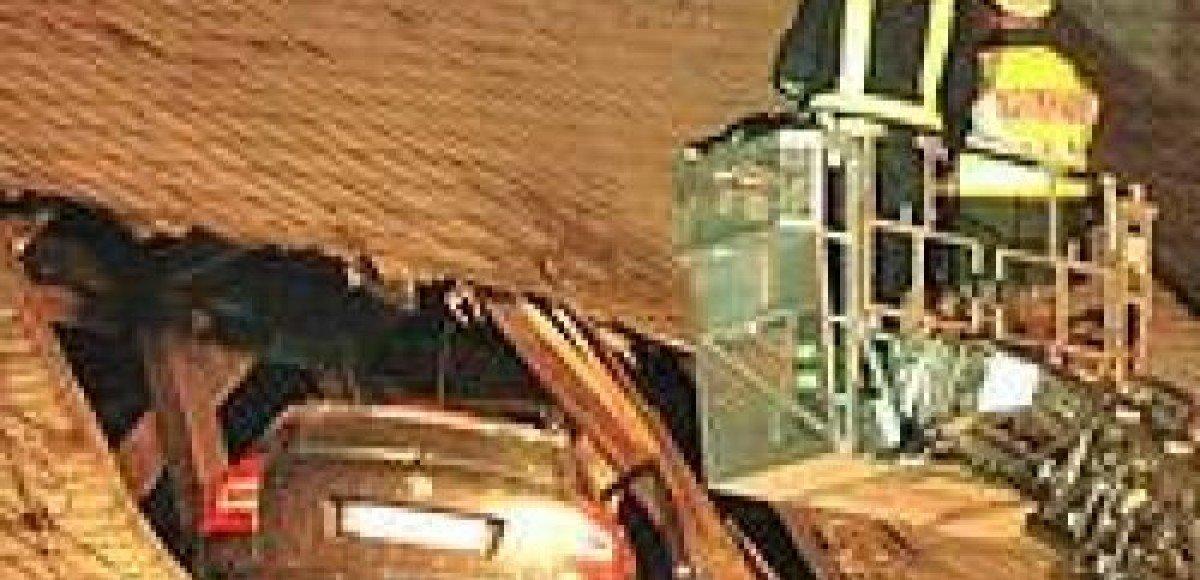 Немецкий водитель «припарковался» на крыше церкви