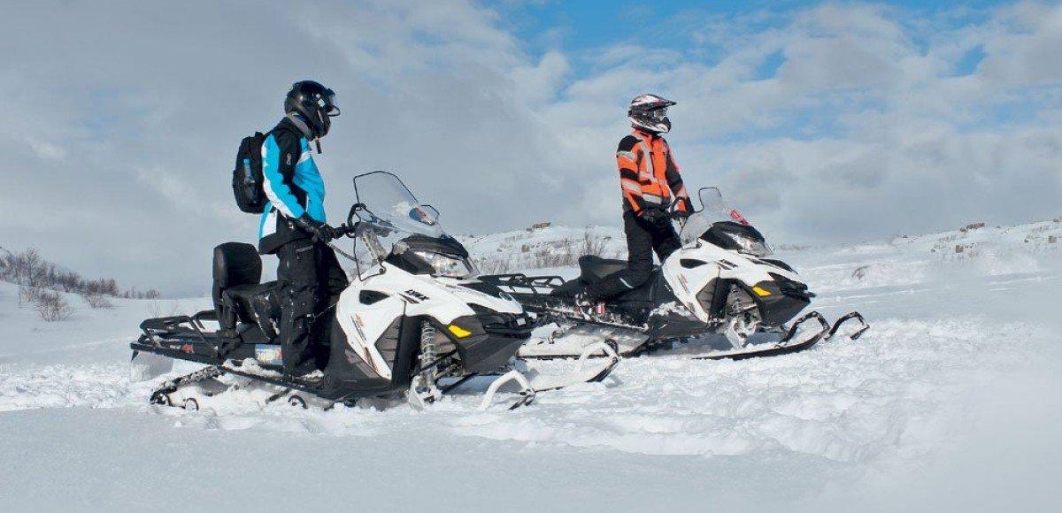 Снегоходы Lynx 49 Ranger. Смешать, но не взбалтывать