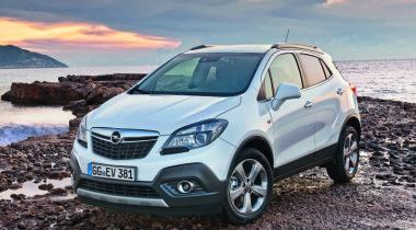 Opel Mokka. Крепко сварен