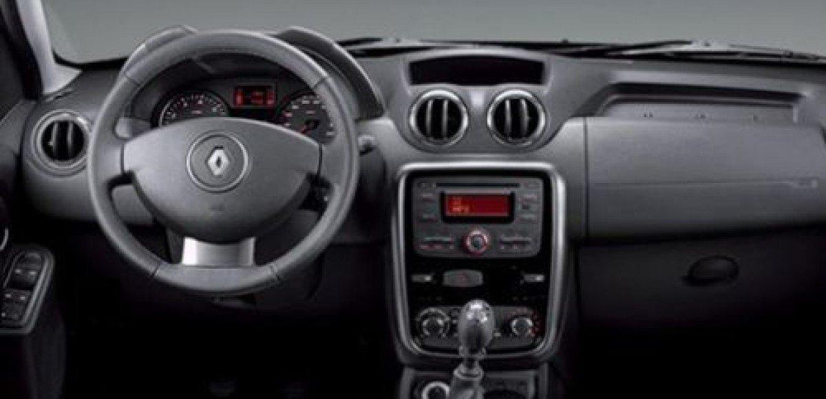 Renault показал фотографии интерьера российской модификации Duster
