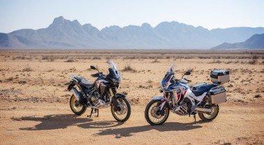 Honda анонсирует цены на  Africa Twin 2020