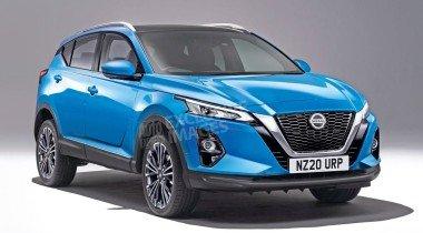 Новый Nissan Qashqai станет «дважды» гибридом