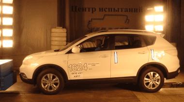 DongFeng AX7 скоро появится в России