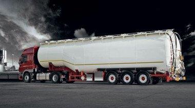 Везем без тары: цистерны для сыпучих грузов