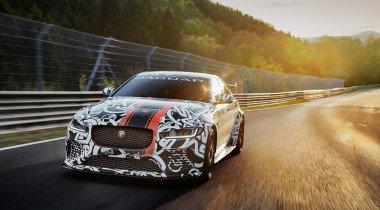 Jaguar SV Project 8: самый быстрый и мощный