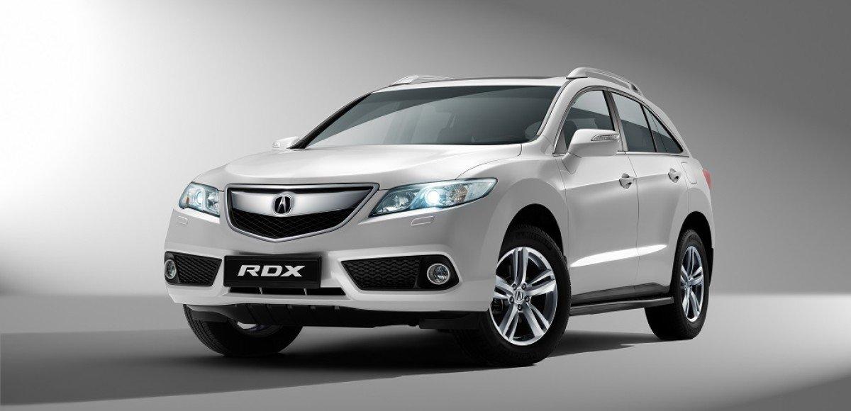 Acura объявила цены на RDX и MDX