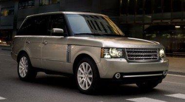 Land Rover обновил Range Rover