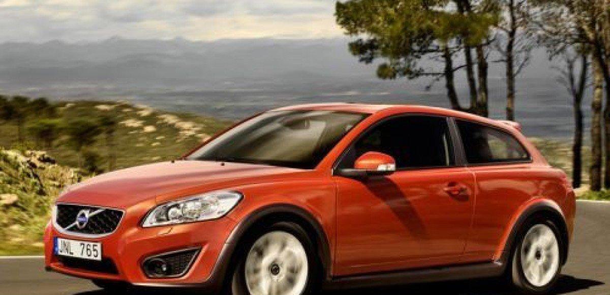2010 Volvo C30. Потенциал и индивидуальность