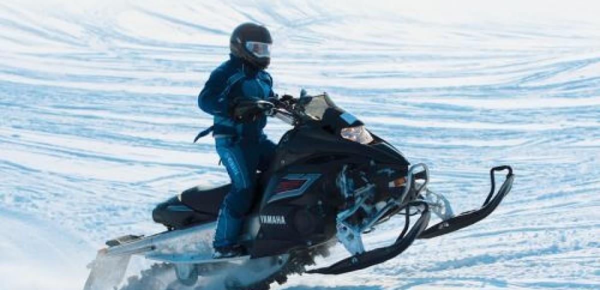 Снегоходы Yamaha. Вторые будут первыми