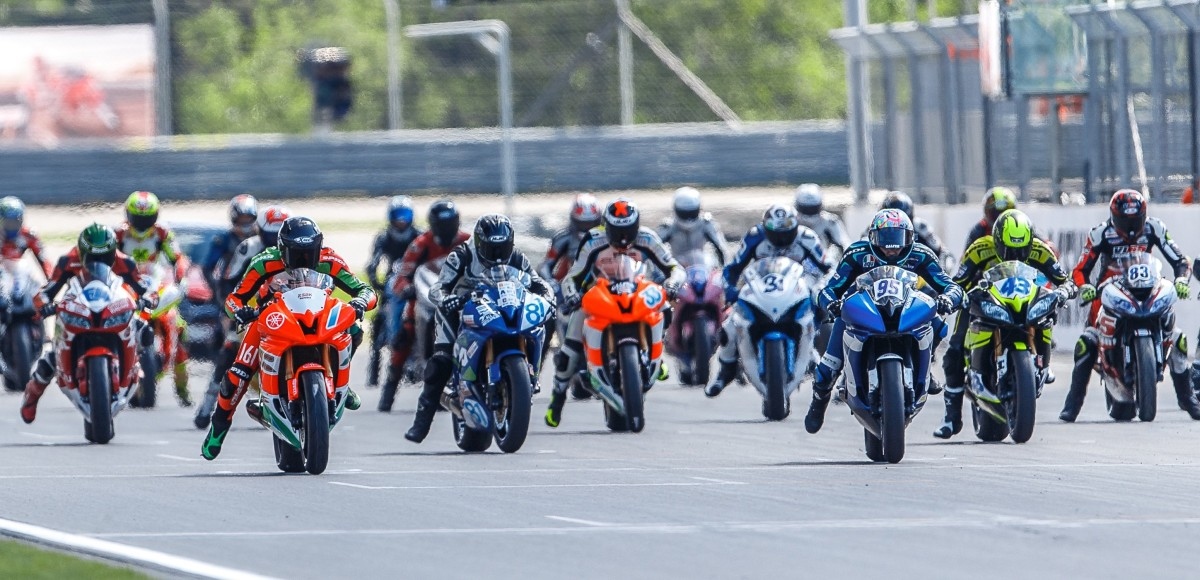 Финал Российского Супербайка — на Moscow Raceway