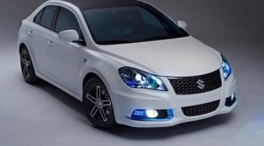 На автосалоне в Нью-Йорке Suzuki покажет два новых концепта