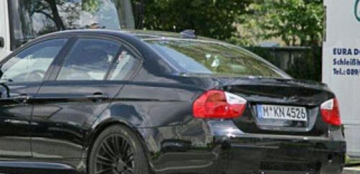 BMW M3 в кузове седан
