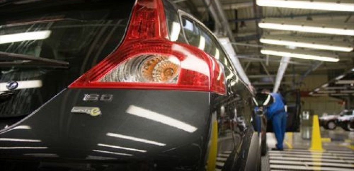 Volvo начинает выпуск модификации DRIVe для C30, S40 и V50