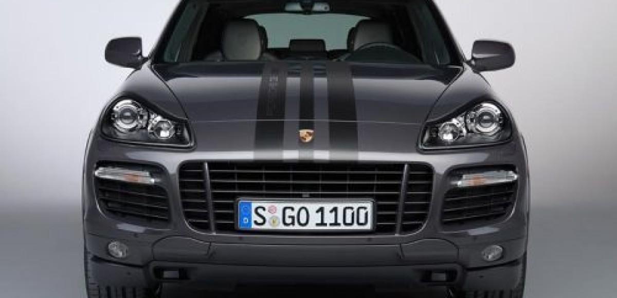 В Москве состоялась премьера нового Porsche Cayenne GTS Porsche Design Edition 3