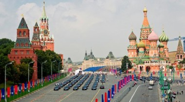 Героям Олимпиады вручили новые Audi