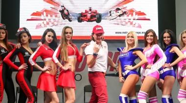 Весь автомотоспорт на выставке Motorsport Expo 2017 NEXT