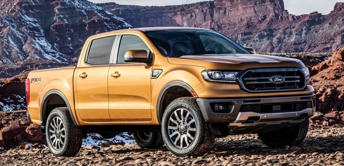 Ford Ranger. Адаптирован для рынка США
