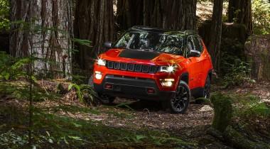 Новый Jeep Compass: первые фото
